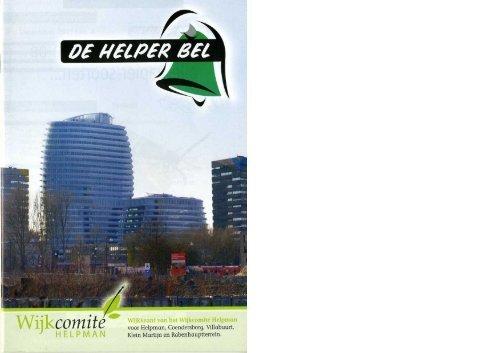 Helperbel 2011, nummer 4