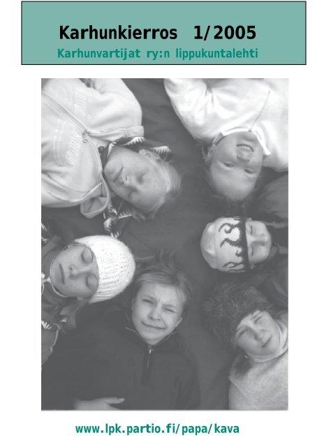 Karhunkierros 1/2005