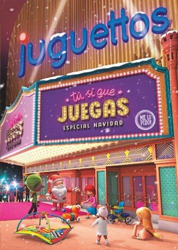 Juguettos Catálogo Navidad 2016