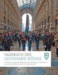 Tagebuch des Leonhard König