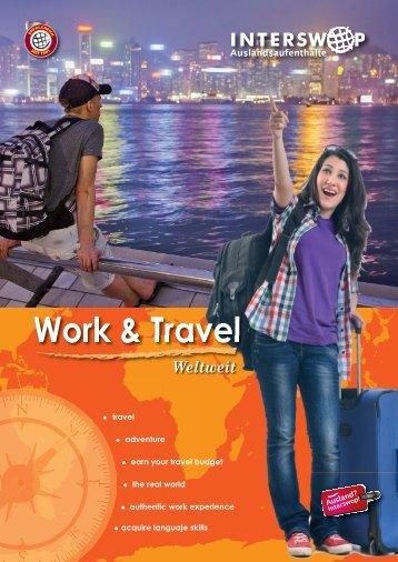 Work and Travel Weltweit