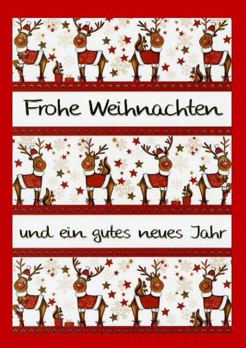 Weihnachten 2016 FB