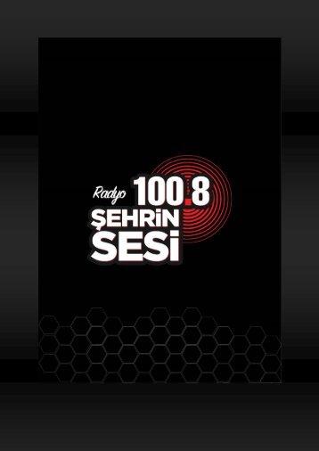 100.8 Radyo Şehrin Sesi