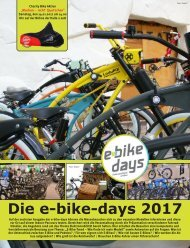 e-bike-days Dresden 2017