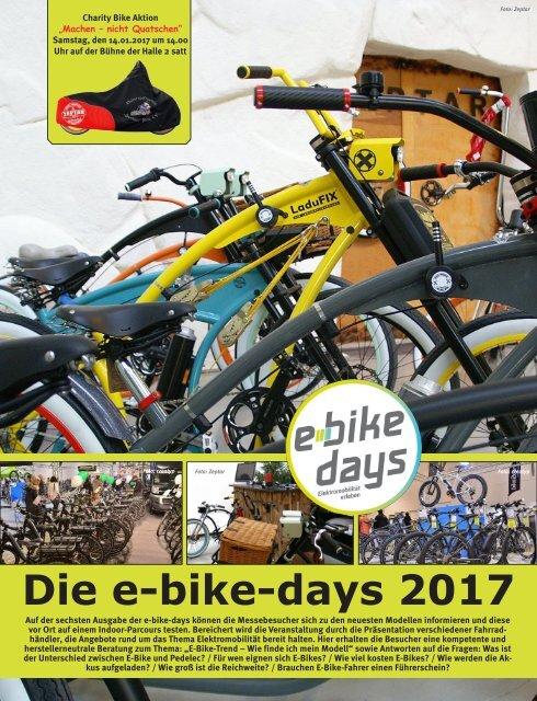 e-bike-days Dresden 2017