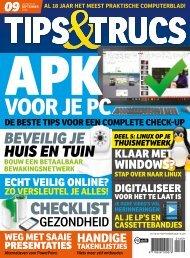 Tips&Trucs 0916