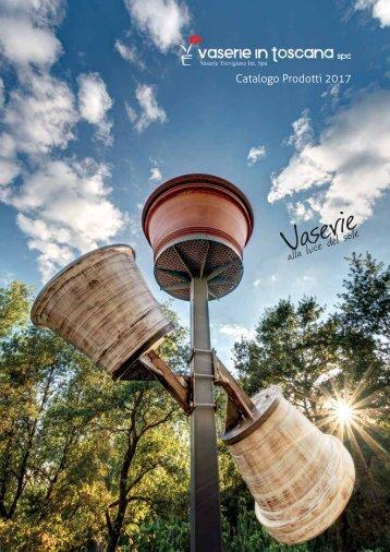 Catalogo 2017 | Vaserie in Toscana srl
