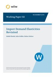 Import Demand Elasticities Revisited