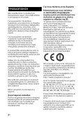 Sony HT-XT2 - HT-XT2 Istruzioni per l'uso Greco - Page 2