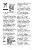Sony HT-XT2 - HT-XT2 Istruzioni per l'uso Greco - Page 3