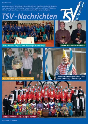TSV-Nachrichten 2/2012