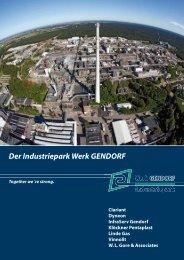 Produktion und Infrastruktur - InfraServ GmbH & Co. Gendorf KG ...
