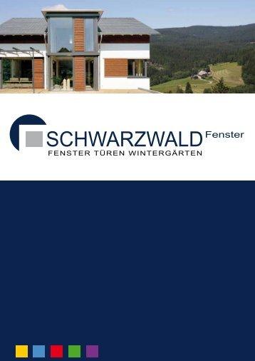 Schwarzwald Fenster