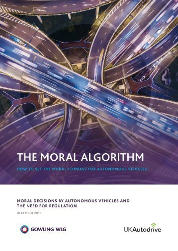 THE MORAL ALGORITHM