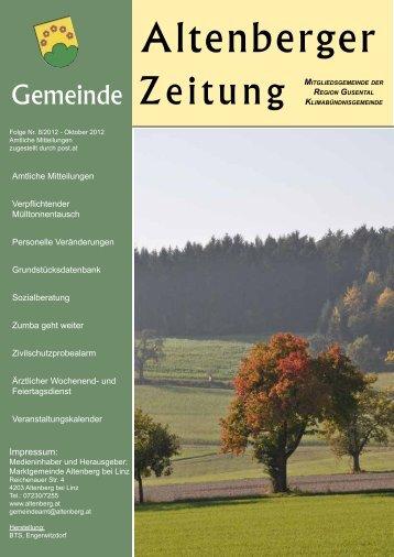 Oktober 2012 - Altenberg