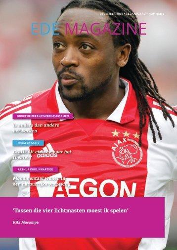 Ede Magazine 1e jaargang nummer 1