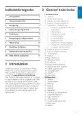 Philips Avent Écoute-bébé vidéo numérique - Mode d'emploi - DAN - Page 3