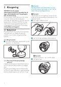 Philips Avent Écoute-bébé vidéo numérique - Mode d'emploi - DAN - Page 4