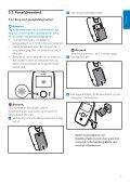 Philips Avent Écoute-bébé vidéo numérique - Mode d'emploi - DAN - Page 5