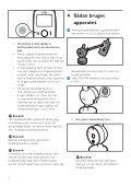 Philips Avent Écoute-bébé vidéo numérique - Mode d'emploi - DAN - Page 6