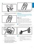 Philips Avent Écoute-bébé vidéo numérique - Mode d'emploi - DAN - Page 7