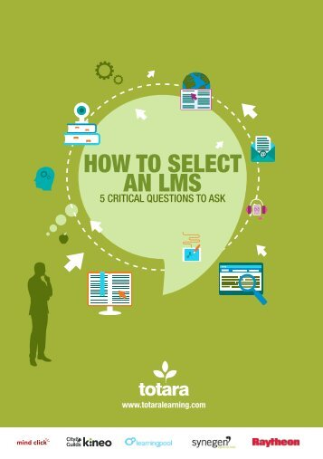 HOW TO SELECT AN LMS