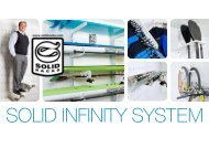 SOLID INFINITY SYSTEM Catalogue