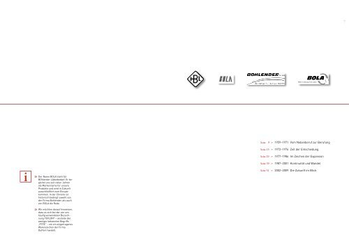 BOLA Chronik (PDF, 9,6 MB)