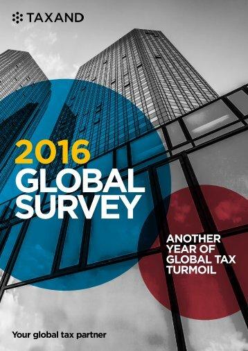 2016 GLOBAL SURVEY