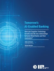Tomorrow's AI-Enabled Banking