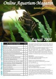 uunndd TTeerrrraarriissttiikkmm aaggaazziinn August 2008