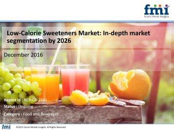 Low-Calorie Sweeteners Market