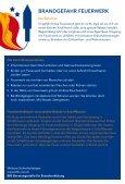 Brandgefahr Basteln - Beratungsstelle für Brandverhütung - Seite 3
