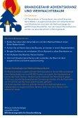 Brandgefahr Basteln - Beratungsstelle für Brandverhütung - Seite 6
