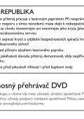 Philips Lecteur de DVD portable - Mode d'emploi - CES - Page 6