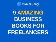 9 Amazing Business Books for Freelancers