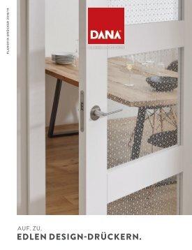 DANA Planofix - Reduziert auf das Wesentliche