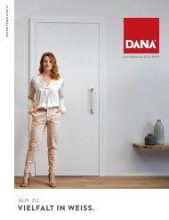 Weiße Türen von DANA