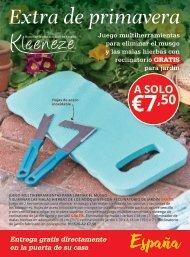Catálogo Jardinería