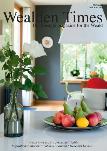 Wealden Times | WT179 |  January 2017 | Health & Beauty supplement inside