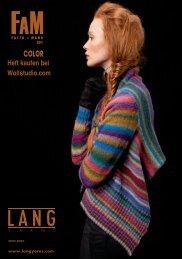Fatto a Mano 201 Color Lang Yarns