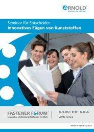 Info - Arnold Umformtechnik GmbH Co. KG
