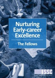 ISSC_Nurturing_early-career excellence_fellows_final