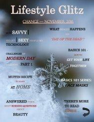 Lifestyle Glitz - Change November 2016