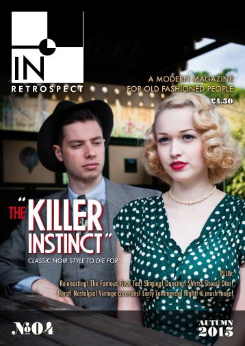 In Retrospect - Issue 04 - Killer Instinct
