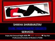 SHIKHA SHIRIVASTAV Pune Escorts Models