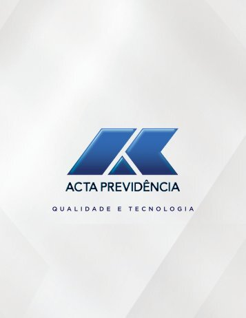 Revista Digital Acta Previdência - 2