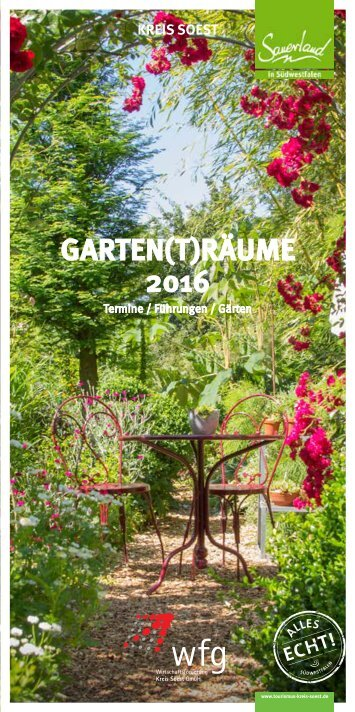 Garten(t)räume 2016