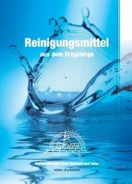 aus dem Erzgebirge - Hygiene Fachgroßhandel Hans Reinhold und ...