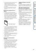 Sony DSC-HX5 - DSC-HX5 Istruzioni per l'uso Spagnolo - Page 4